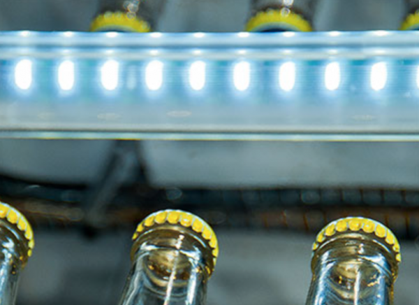 Blastcool LED osvetlenie chladnčky