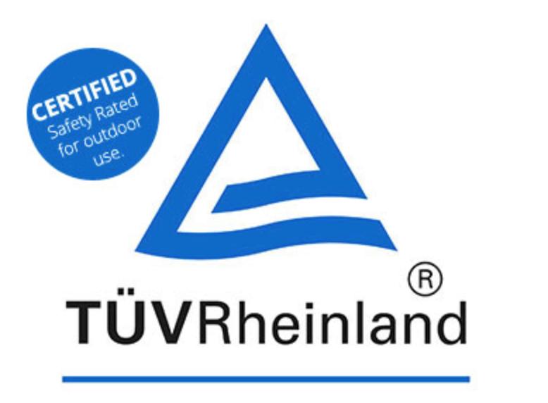 Blastcool atest TUV Rheinland